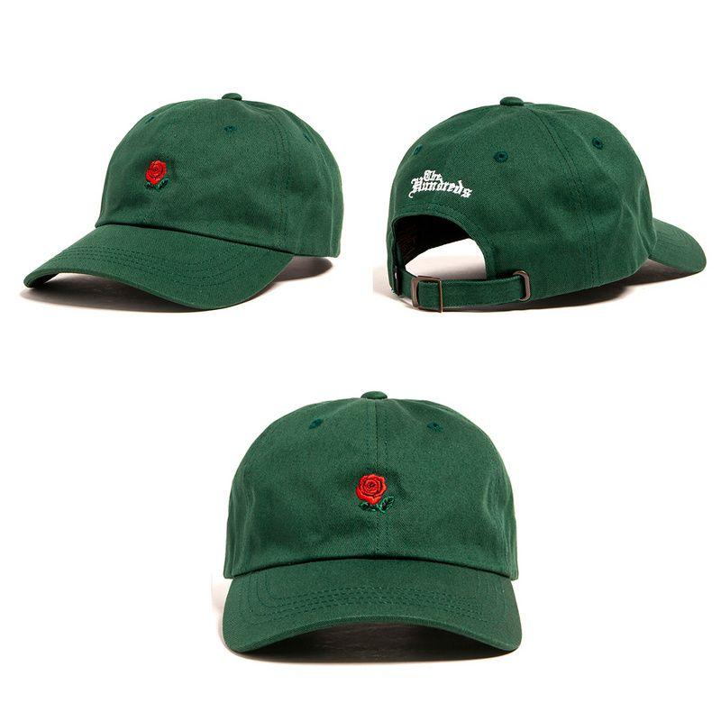Tapa de la marca rose bordado sombrero de papá oso casquillo del ...