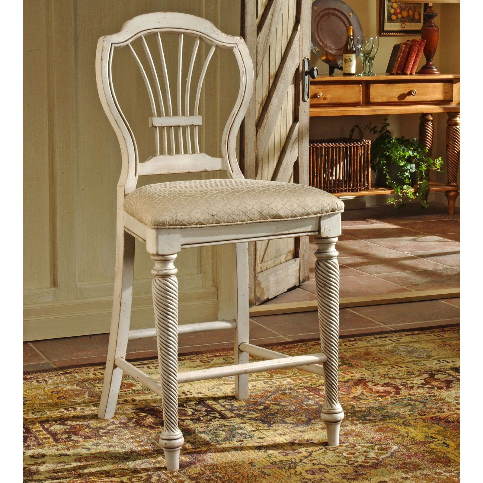 Have To Have It. Hillsdale Wilshire 24 In. Non-Swivel