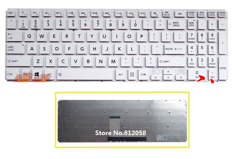 New Genuine FOR ACER eMachines E527 E727 Laptop Keyboard