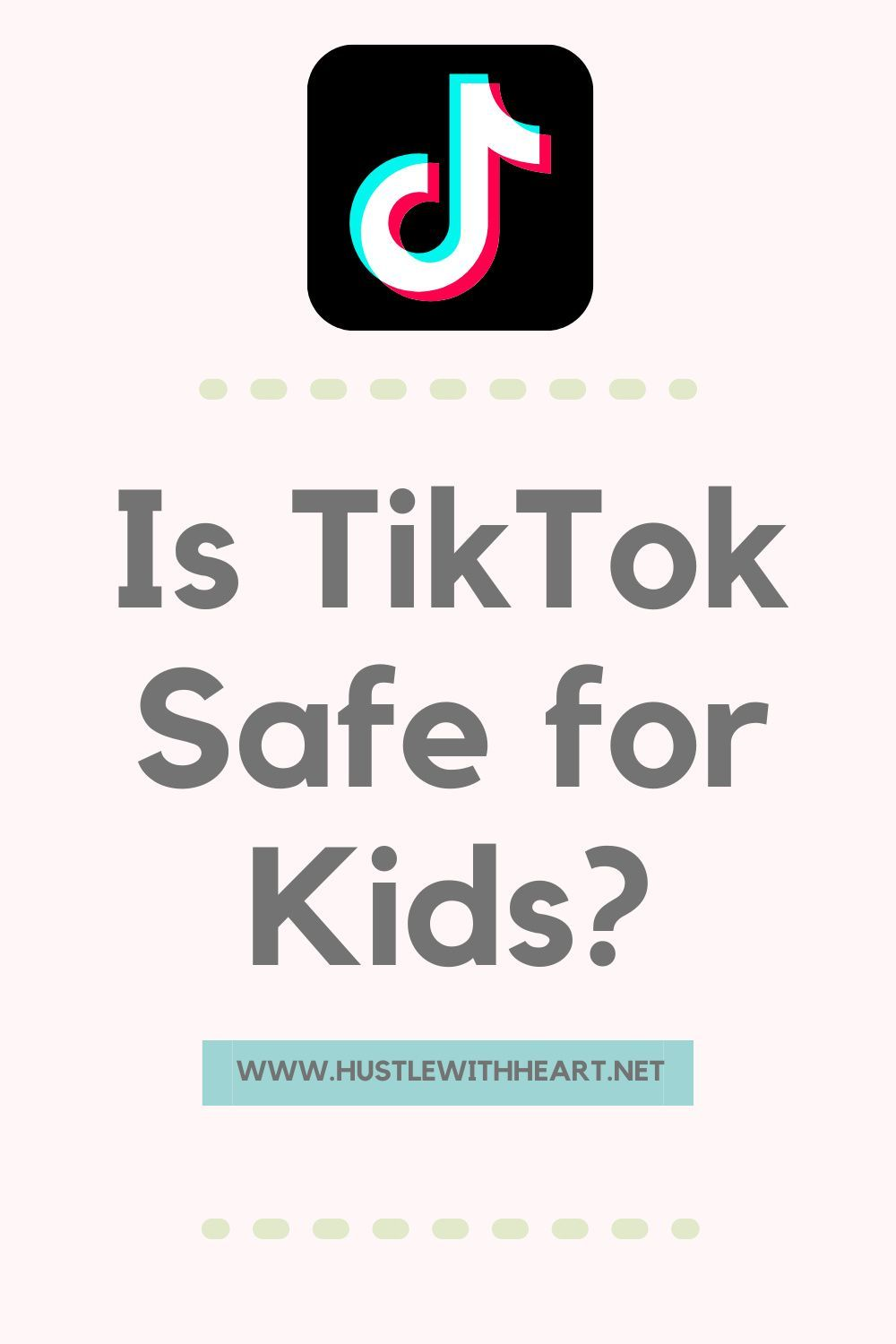 Is Tiktok Safe For Kids What Moms Need To Know About The App In 2021 Kids Safe Work From Home Moms Working Moms