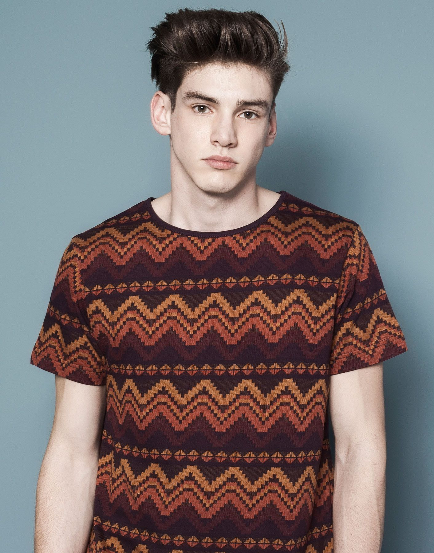 Print T Shirt New Products New Products Pull Bear Denmark Danmark