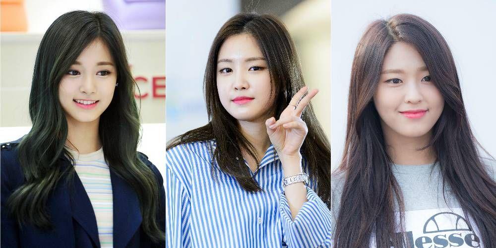 Netizen Suggests This Rookie Idol Looks Like A Mix Of Tzuyu Seolhyun And Na Eun Seolhyun Kpop Girls Idol