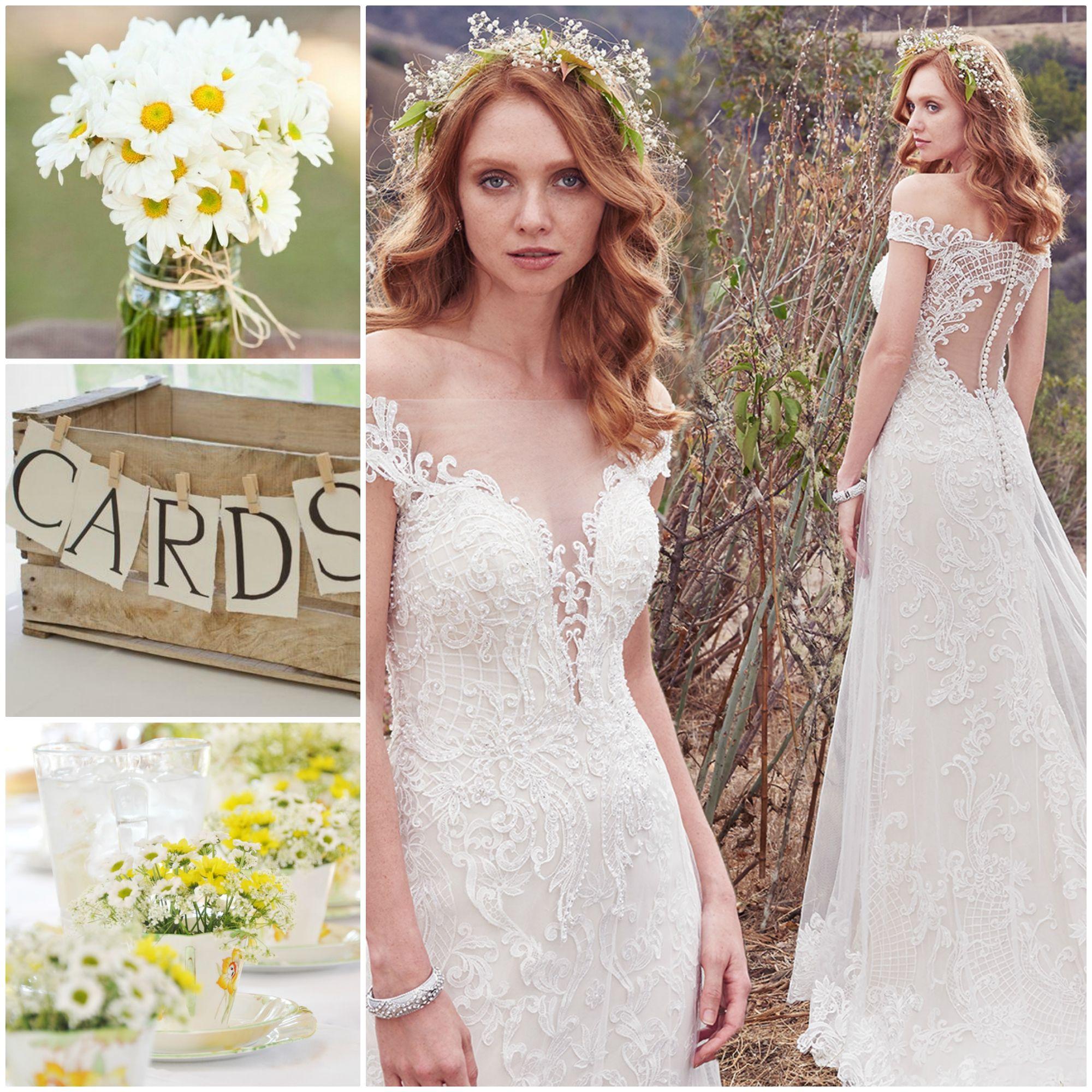 Wedding dresses by maggie sottero daisy bridal gown wedding ideas
