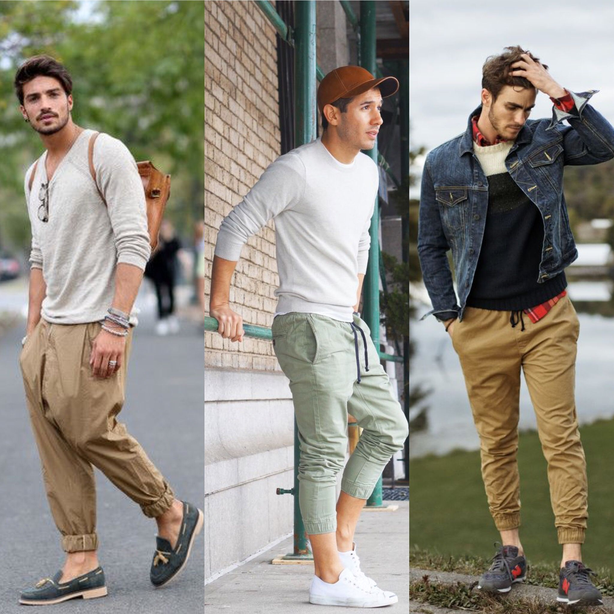 David Calle Libro Jogger Pants Men Fashion Men Mens Fashion Modern Mens