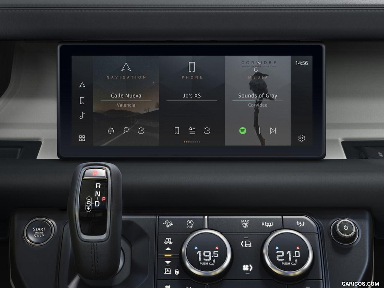 2020 Land Rover Defender 110(画像あり) 汽车