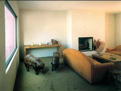 Gilardi House, Barragan Foundation