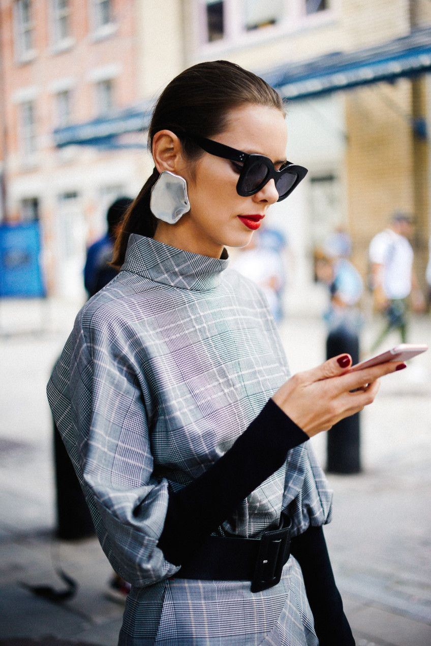 The Best Of Nyfw Street Style Ss18 Pinterest Gr