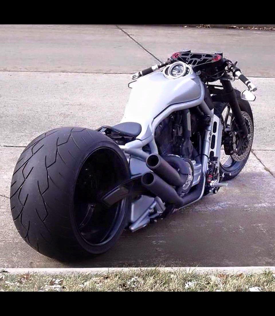 Custom Harley Davidson V Rod Custom Motorcycles Pinterest