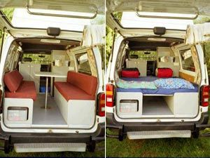 Reliable Four Wheel Drive 4WD Bushcamper and Campervan Hire - rms ...