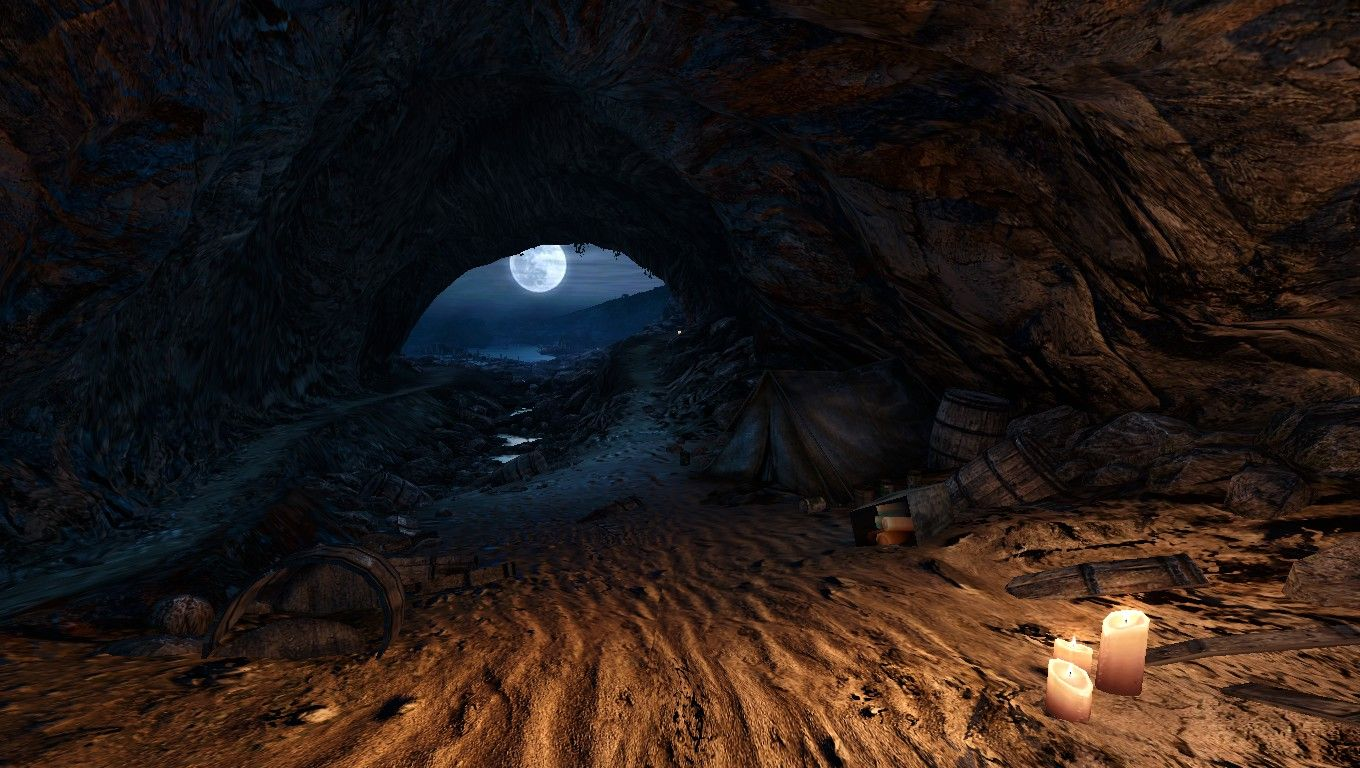 The Other Art Form: // Dear Esther