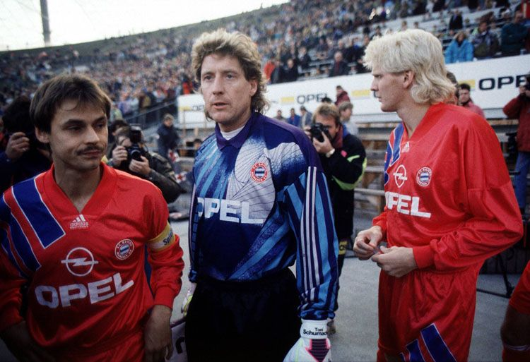 Image result for toni schumacher bayern