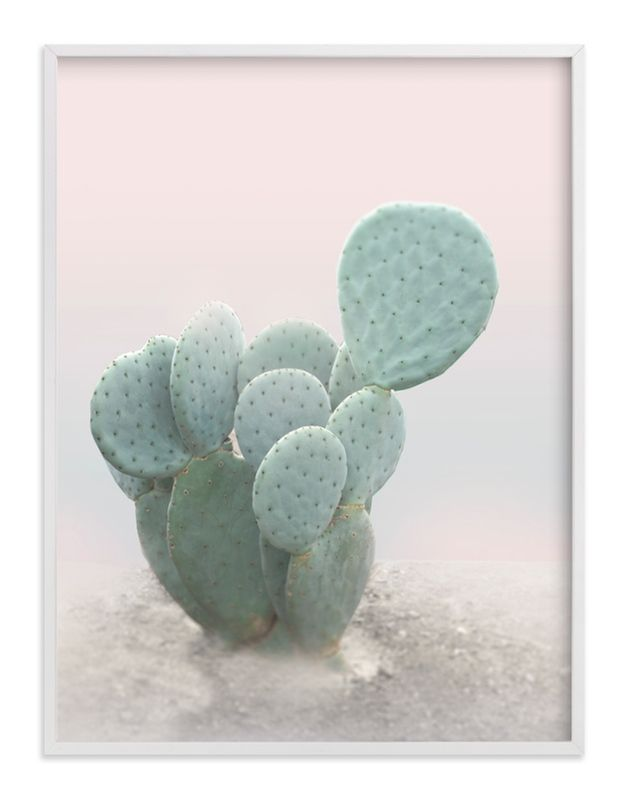 Photo of Small cactus art print