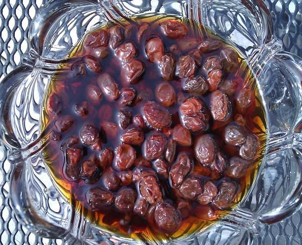 Gin-Soaked Raisins (Purported Arthritis Remedy).