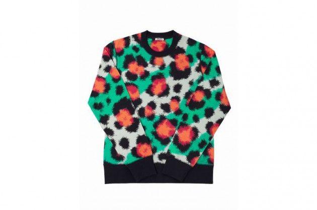 Sweatshirt imprimé leopard Kenzo - Tops et Chemises Kenzo Femme - E-Shop  Kenzo 3e7a7ebe2f0