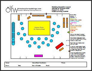 Wedding Reception Room Layout Plan Lots Of Good Info Regarding Plans For A