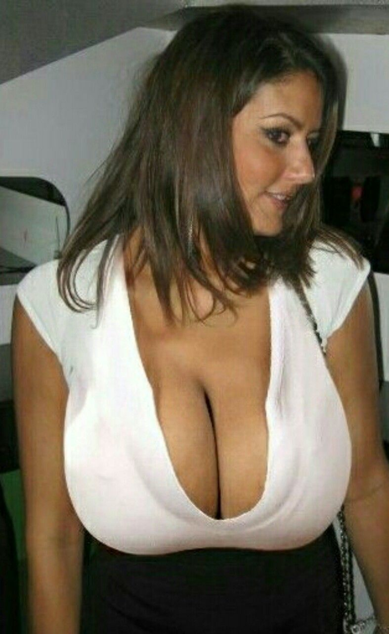 Hammering the busty milf