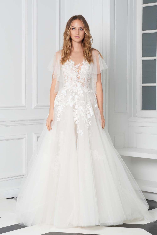 Bliss monique lhuillier fall wedding dresses monique
