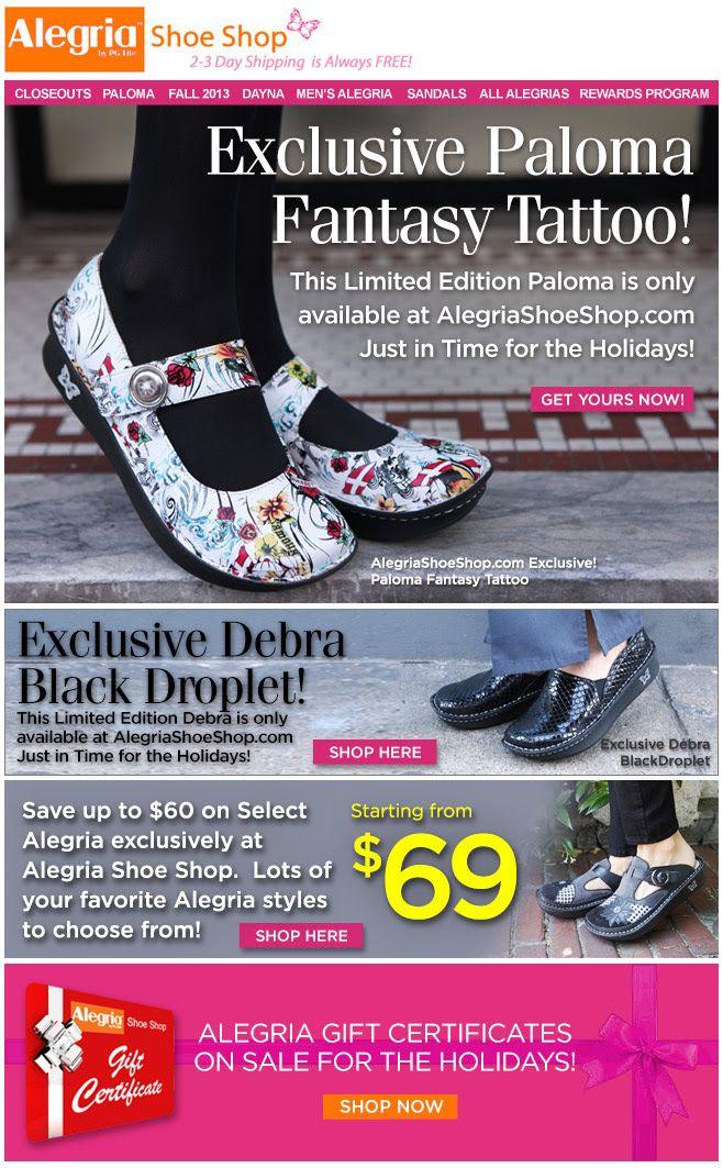 Alegria Shoe Shop   Alegria shoes