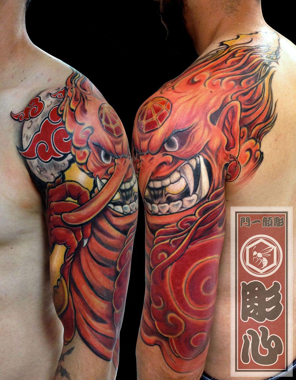 45 amazing japanese tattoo designs tattoo easily - Itachis Susanoo Susanoo Anime Tattoo Akatsuki
