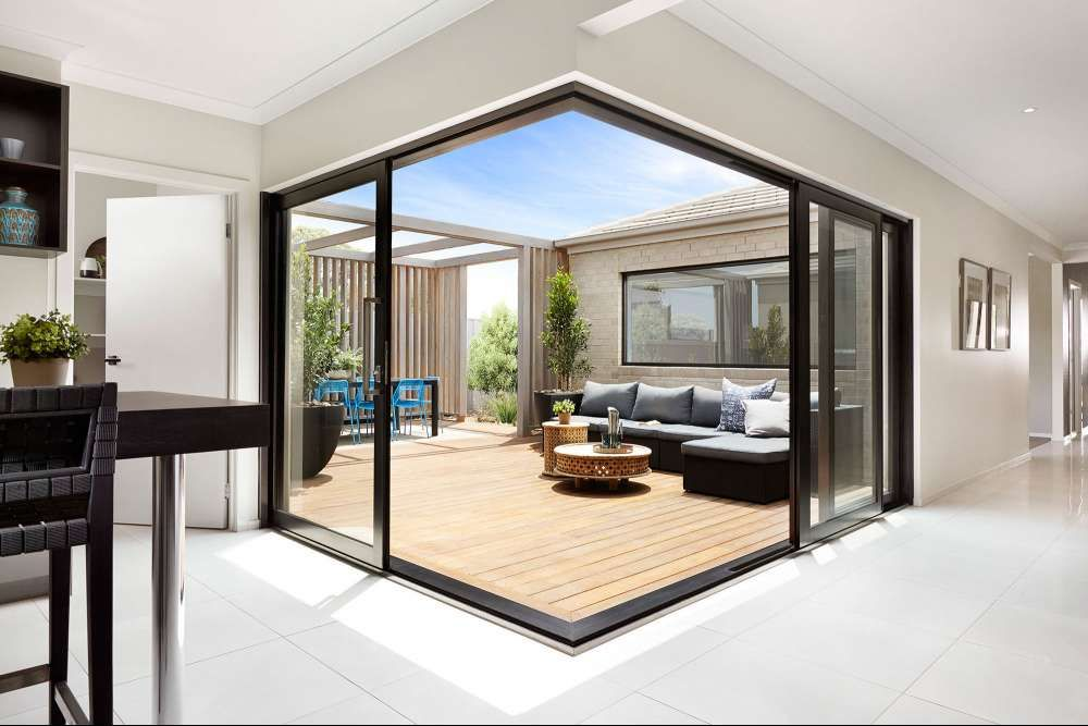 Create The Ultimate In Indoor Outdoor Living With Boutique Cavity Sliding Door