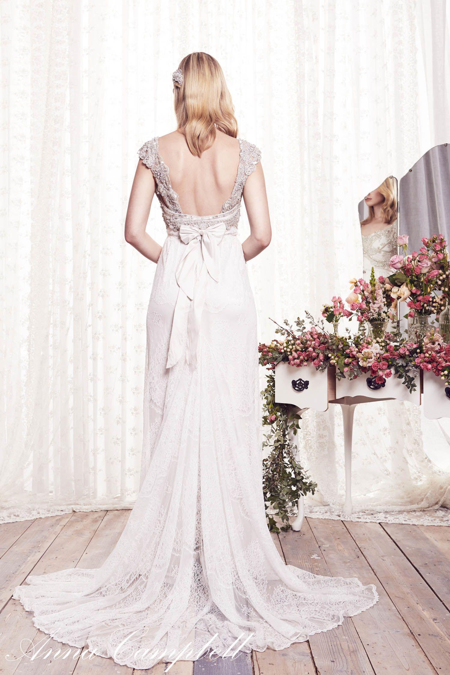 Catherine Deane Tallulah, $1,250 Size: 8 | Used Wedding ... |Tallulah Wedding Dress