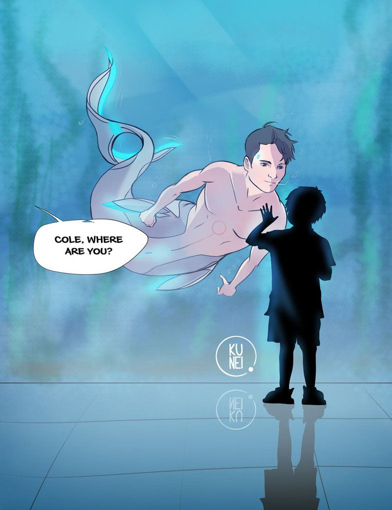Mermaid!AU by SpKunei | Detroit: Become Human | Detroit become human