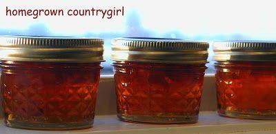 Cranberry onion jam canning