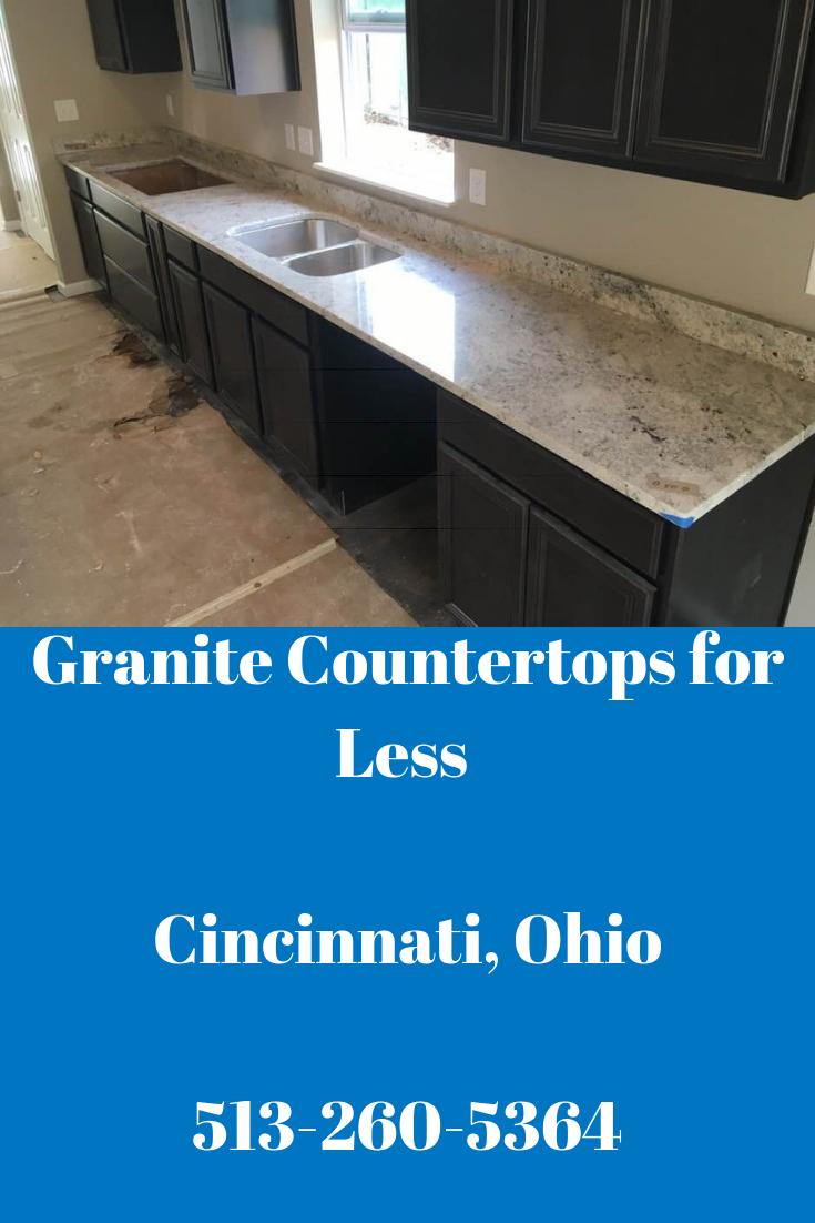 Granite Countertops On In Cincinnati Ohio Kitchenremodeling Bathroomcounter Kitchencounter Countertopinstalled