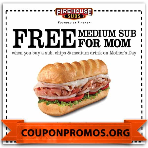 picture about Firehouse Subs Coupon Printable identified as firehouse subs coupon printable - December 2014 Printable