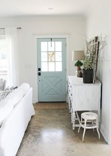 House Tour Pure White Sherwin Williams White Walls Cabin Color