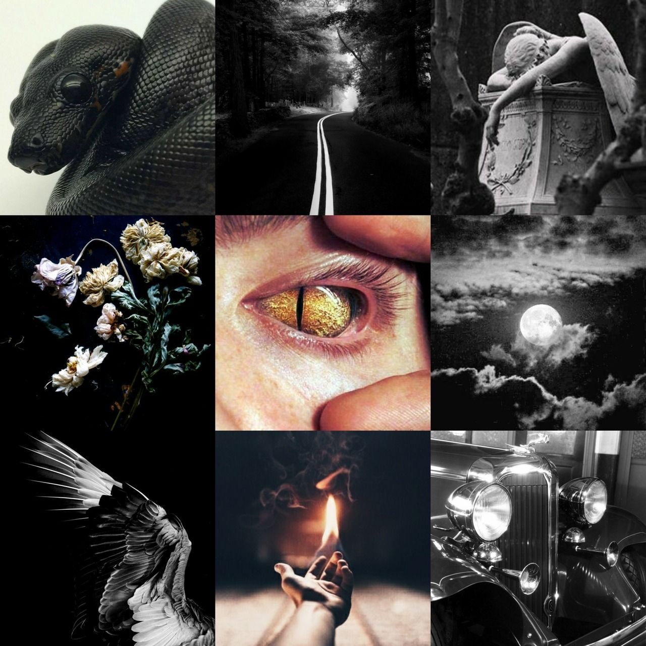 hi i m max crowley and aziraphale from good omens click for demon aesthetic abstract artwork crowley pinterest