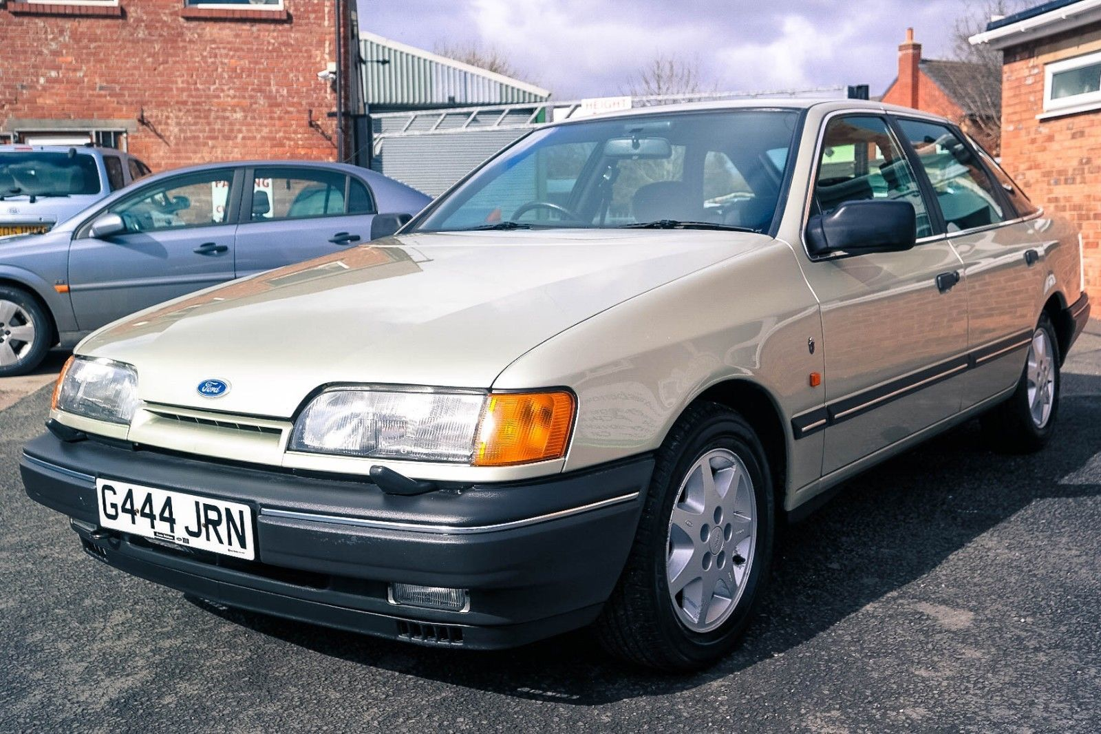 Ford Granada 2 9i Ghia 4x4 5dr 1990 G 72k Miles 1 Owner From