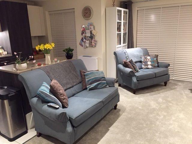 2 multiyork sofau0027s for sale for sale in hertford