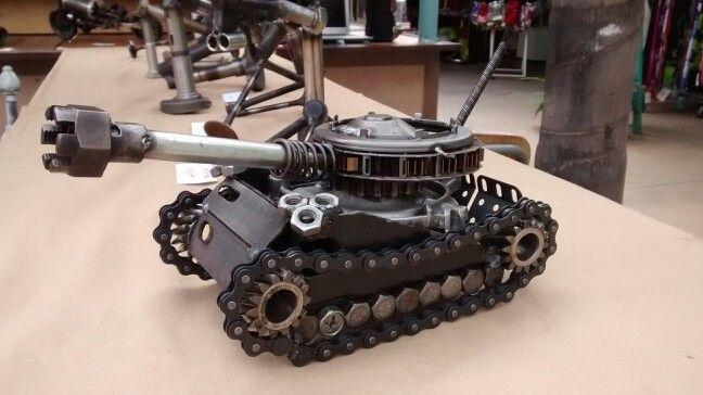 Tank speedy