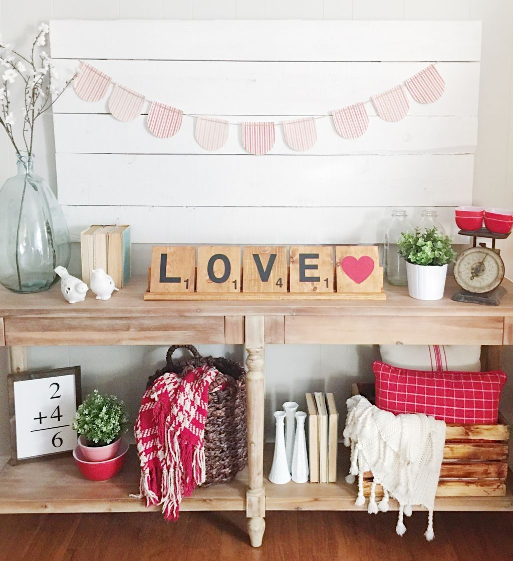 Cool 36 Stunning Valentine S Day Decor For Your Living Room I