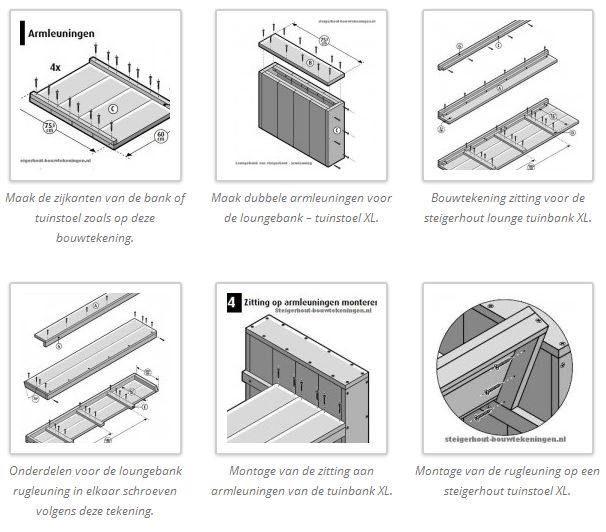 Extreem Klik op deze bouwtekeningen voor het complete stappenplan om de UR69