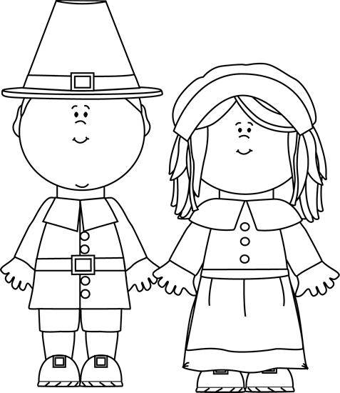 Coloring Pages Pilgrims Fabulous The Pilgrims Coloring Pages The