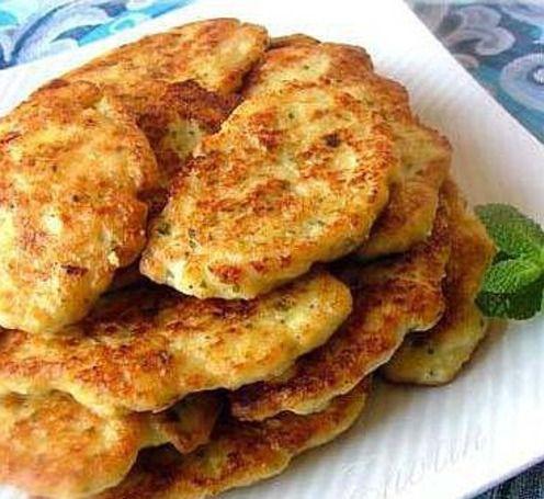кулинария куриный фарш рецепты