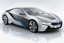 BMW i8 Concept. Der Sportwagen der Zukunft. - BMW i. Born Electric.
