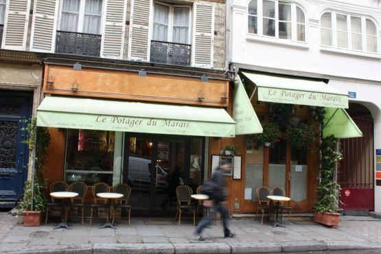 Le Potager Du Marais Paris Restaurants Vegetarian Restaurant Paris Vegan