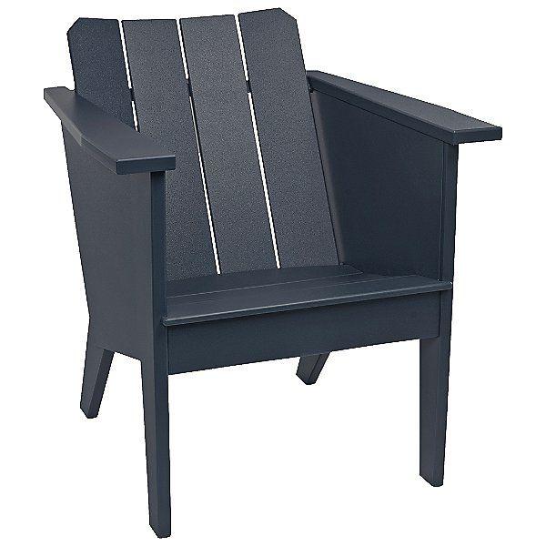 Loll Designs Orange Outdoor Deck Chair By Brendan