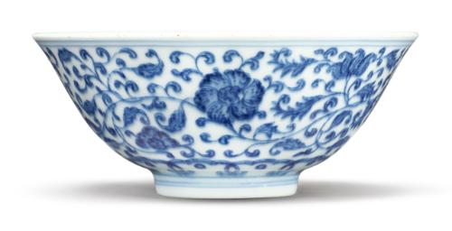Bowl Sotheby S N09541lot92cxyen Blue White Blue White China Chinese Ceramics
