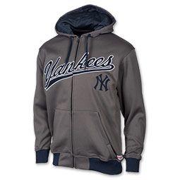 d93ac8ac Men's Dynasty New York Yankees '14 Full-Zip MLB Hoodie | FinishLine ...
