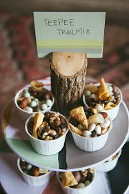 cue the confetti: little brave man // baby shower