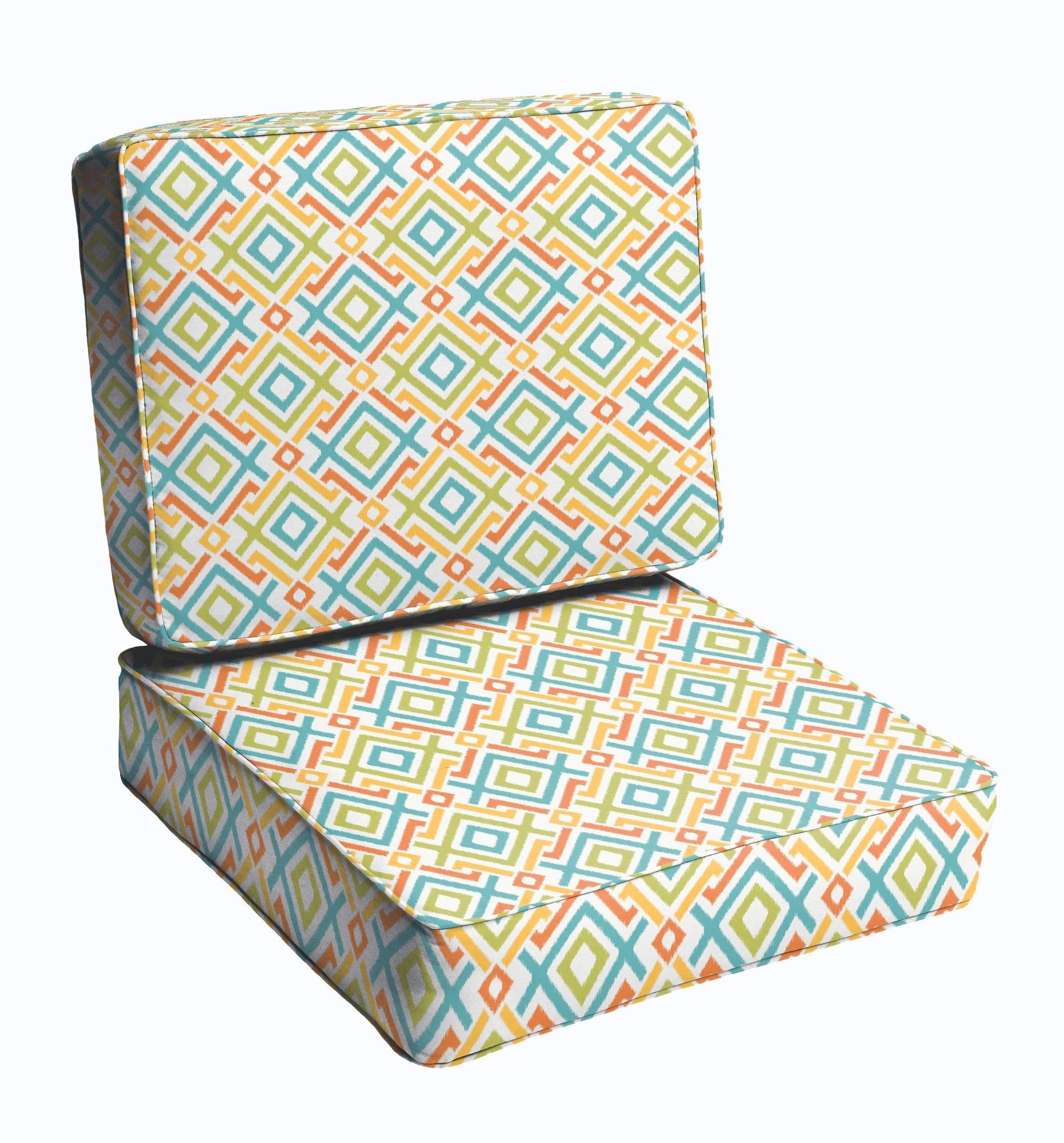 Jenny Tropical Outdoor Chair Cushion Products