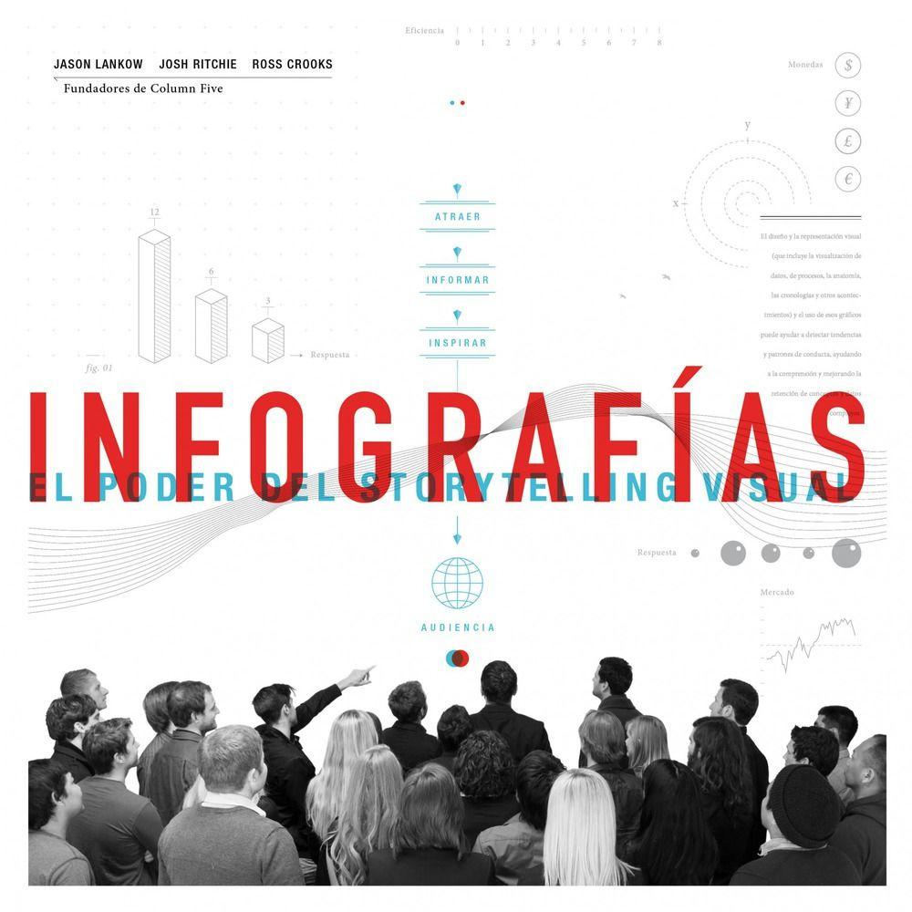 Infografías : el poder del storytelling visual / Jason Lankow, Josh Ritchie, Ross Crooks