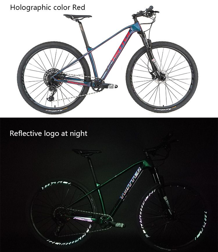 How Much Does A Mountain Bike Weigh