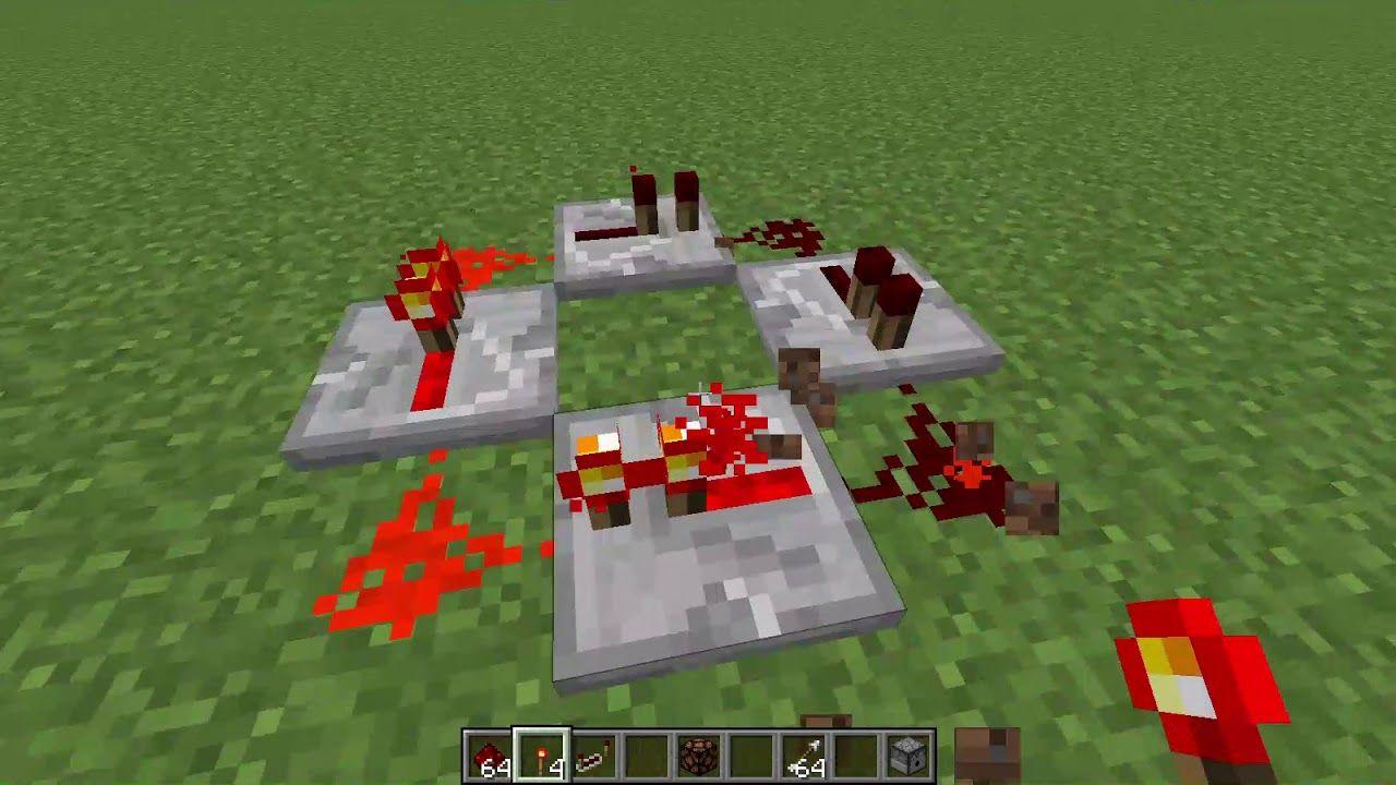 How To Make Redstone Clock - Bmo Show