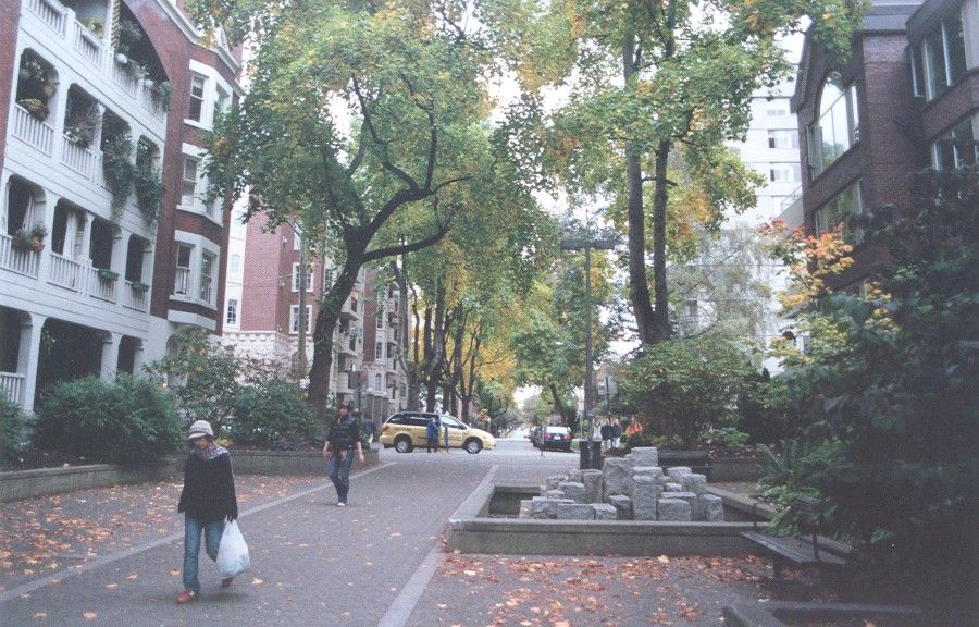 Vancouver Neighborhoods Bought To You By Gregory Burrus Just An Awesome City That I Spent