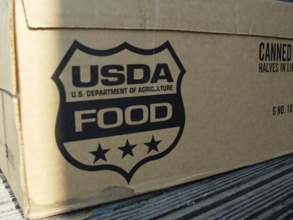 Image result for usda government rations